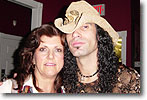 Barbara W. with Eric Sardinas
