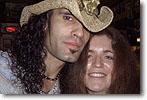 Maike with Eric Sardinas