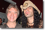 Rick Killian with Eric Sardinas