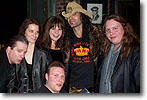Eric Sardinas with Cathy Lee's Posse